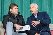 ESTEPONA - 07-01-2016, AZ in Spanje 7 januari, Club Brugge, Max Huiberts, Mario van der Ende