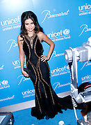 Selena Gomez attends the 8th Annual UNICEF Snowflake Ball at Cipriani 42nd Street in New York City, New York on November 27, 2012.