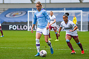 Manchester City Women forward Janine Beckie (11) in action during the FA Women's Super League match between Manchester City Women and West Ham United Women at the Sport City Academy Stadium, Manchester, United Kingdom on 17 November 2019.
