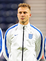 Cauley Woodrow of England U21  - Mandatory byline: Matt McNulty/JMP - 07966386802 - 03/09/2015 - FOOTBALL - Deepdale Stadium -Preston,England - England U21 v USA U23 - U21 International