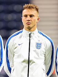 Cauley Woodrow of England U21  - Mandatory byline: Matt McNulty/JMP - 07966386802 - 03/09/2015 - FOOTBALL - Deepdale Stadium -Preston,England - England U21 v USA U23 - U21 International