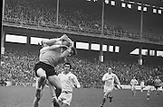 Railway Cup Football Final. Connacht v Ulster. Croke Park, Dublin. 17th March 1971. 17.03.1971.