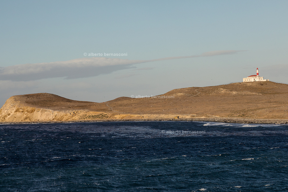 Patagonia, cruising with Ventus Australis. Isla Magdalena