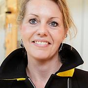 NLD/Almere/20120411 - Persviewing Buch in de Bajes, PI Almere directielid Danielle Meijer