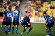 20110821 HB Køge - Silkeborg Superliga fodbold