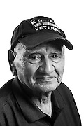 Federico Enriquez<br /> Army<br /> E-4<br /> Construction Engineer<br /> 1949 - 1952<br /> Korea<br /> <br /> Veterans Portrait Project<br /> Colorado Springs, CO San Antonio, Texas