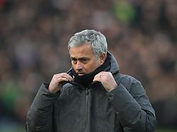Manchester United manager Jose Mourinho - Mandatory by-line: Jack Phillips/JMP - 20/01/2018 - FOOTBALL - Turf Moor - Burnley, England - Burnley v Manchester United - English Premier League