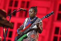 Meshell Ndegeocello at Palais en Jazz Festival - Compiegne - 30 June 2018