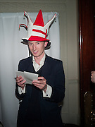 MATHEW BELL, Tatler magazine Jubilee party with Thomas Pink. The Ritz, Piccadilly. London. 2 May 2012