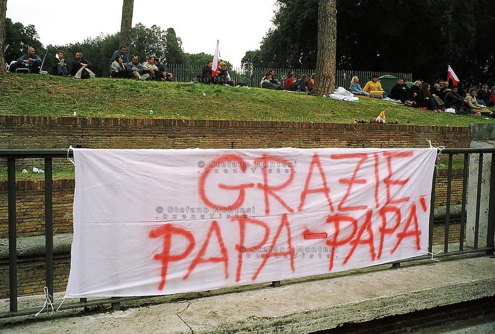 Roma, 8 Aprile 2005..I funerali di Papa Giovanni Paolo II..Rome, April 8, 2005..The funeral of Pope John Paul II.