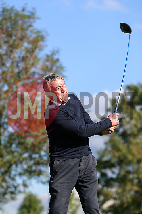 Team Lupi Solitari take part in the annual Bristol Rovers Golf Day - Rogan Thomson/JMP - 10/10/2016 - GOLF - Farrington Park - Bristol, England - Bristol Rovers Golf Day.