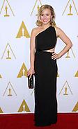 Kristen Bell Hosts Academy's Sci-Tech Awards