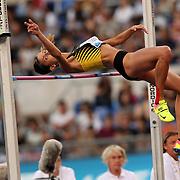 Roma 08/06/2017 Stadio Olimpico<br /> Diamond League : Golden Gala<br /> Alessia Trost salto in alto