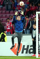 David Ospina of Arsenal - Mandatory by-line: Robbie Stephenson/JMP - 23/11/2017 - FOOTBALL - RheinEnergieSTADION - Cologne,  - Cologne v Arsenal - UEFA Europa League Group H