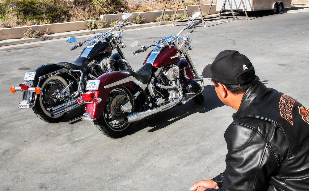 HD tour, California, USA