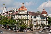 The magnificant Yangon Division Court
