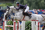 Carsten Otto Nagel - Holiday by Solitour<br /> World Equestrian Festival, CHIO Aachen 2013<br /> © DigiShots
