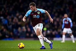Chris Wood of Burnley - Mandatory by-line: Robbie Stephenson/JMP - 26/11/2018 - FOOTBALL - Turf Moor - Burnley, England - Burnley v Newcastle United - Premier League