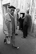 Barcelona, 2001: anziani<br /> &copy; Andrea Sabbadini