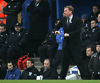 Photo: Lee Earle/Sportsbeat Images.<br /> Portsmouth v Tottenham Hotspur. The FA Barclays Premiership. 15/12/2007. Portsmouth manager Harry Redknapp.