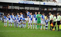 Bristol Rovers - Mandatory by-line: Neil Brookman/JMP - 01/01/2018 - FOOTBALL - Memorial Stadium - Bristol, England - Bristol Rovers v Portsmouth - Sky Bet League One