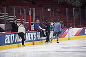 NCAA Staff Skate