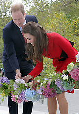 Christchurch-Royal Visit, Royals open Botanic Gardens visitor centre
