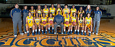 2014-15 A&T Women's Basketball Team Pictures