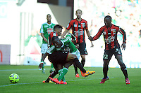 BUT DE Max Alain GRADEL - 10.05.2015 -  Saint Etienne / Nice  - 36eme journee de Ligue 1<br />