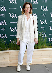 Sienna Guillory attending the VIP preview for the V&A Museum's Fashioned From Nature exhibition, in London. Photo credit should read: Doug Peters/EMPICS Entertainment
