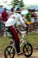 STU THOMSPON!!! Lansing Supercross, MI, 1981.