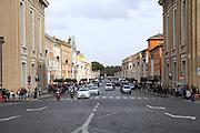 Street Scene, Rome, Italy