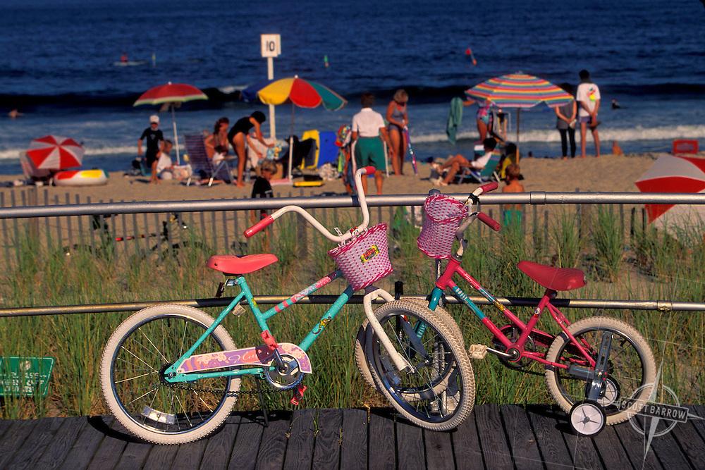 Bikes, Ocean Grove