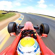 Ferrari F1 Clienti Sonoma