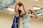 Colchester vs. South Burlington Boys Basketball 01/07/17