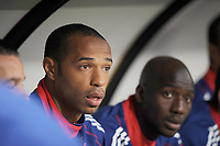 FOOTBALL - FRIENDLY GAME 2010 - FRANCE v COSTA RICA - 26/05/2010 - PHOTO PHILIPPE MILLEREAU / DPPI - THIERRY HENRY (FRA)