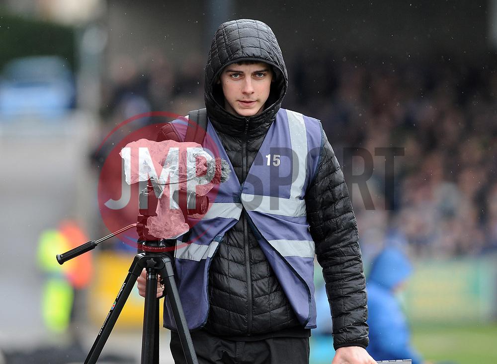 Tom - Mandatory by-line: Neil Brookman/JMP - 30/03/2018 - FOOTBALL - Memorial Stadium - Bristol, England - Bristol Rovers v Bury - Sky Bet League One