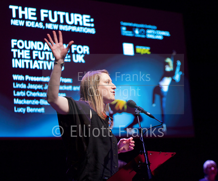 Dance UK&rsquo;s The Future: New Ideas, New Inspiration - the UK&rsquo;s first industry-wide conference Day 3<br />