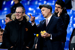 Watford fans - Mandatory by-line: Robbie Stephenson/JMP - 10/12/2018 - FOOTBALL - Goodison Park - Liverpool, England - Everton v Watford - Premier League