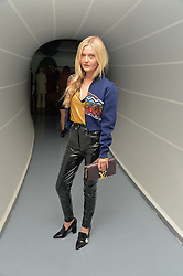 SOPHIE KENNEDY CLARK at the Louis Vuitton Series 3 VIP Launch held at 180 Strand, London on 20th September 2015.