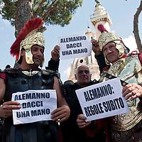 Protesta dei Centurioni