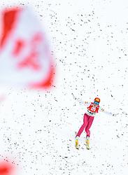 18.12.2016, Nordische Arena, Ramsau, AUT, FIS Weltcup Nordische Kombination, Skisprung, im Bild Mario Seidl (AUT) // Mario Seidl of Austria during Skijumping Competition of FIS Nordic Combined World Cup, at the Nordic Arena in Ramsau, Austria on 2016/12/18. EXPA Pictures © 2016, PhotoCredit: EXPA/ JFK