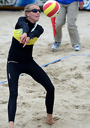 16-08-2014 NED: NK Beachvolleybal 2014, Scheveningen