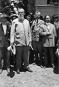 Venustiano Carranza Garza (1857-1920) Mexican politician and revolutionary. A supporter of Francisco Madero and a leader of the Mexican Revolution 1910-1913. Carranza became President of Mexico 1917-1920 and during his term in office the current Mexican constitution was drafted. Assassinated as the result of a military plot.