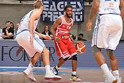 Harrow Ryan <br /> Red October Cantu' - Consultinvest Pesaro<br /> LegaBasket 2016/2017<br /> Desio 13/10/2016<br /> Foto Ciamillo-Castoria