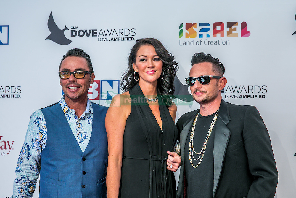 October 11, 2016 - Nashville, Tennessee, USA - Bryan Popin at the 47th Annual GMA Dove Awards  in Nashville, TN at Allen Arena on the campus of Lipscomb University.  The GMA Dove Awards is an awards show produced by the Gospel Music Association. (Credit Image: © Jason Walle via ZUMA Wire)