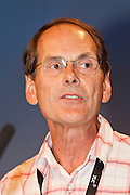 Ken Cridland, NUT, speaking at the TUC Conference 2010.