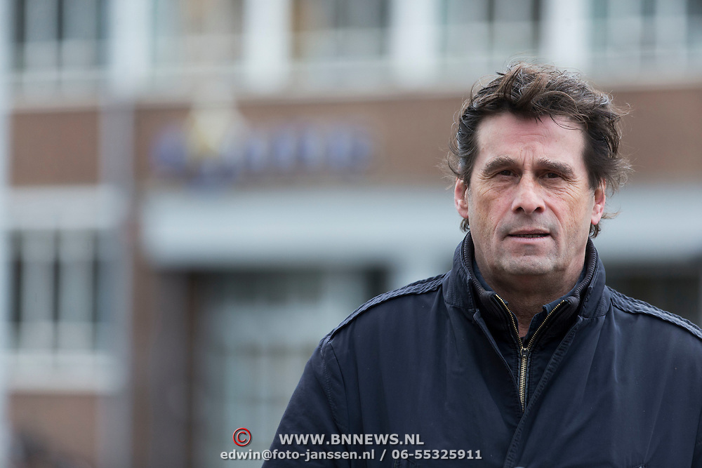 NLD/Amsterdam/20140117 - Steve Brown,
