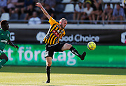 GOTHENBURG, SWEDEN - JULY 19: Alexander Angelin of BK Hacken during the UEFA Europa League Qualifier match between BK Hacken and FK Liepaja at Bravida Arena on July 19, 2018 in Gothenburg, Sweden. Photo by Nils Petter Nilsson/Ombrello ***BETALBILD***