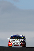 Will Davison and Steve Johnson driving the Jim Beam Racing falcon at the Phillip Island L&H 500 ~ V8 Supercar Series Round 9 at the Phillip Island Grand Prix Circuit, Victoria Australia on Sunday 14th September 2008. Photo: Clay Cross/PHOTOSPORT